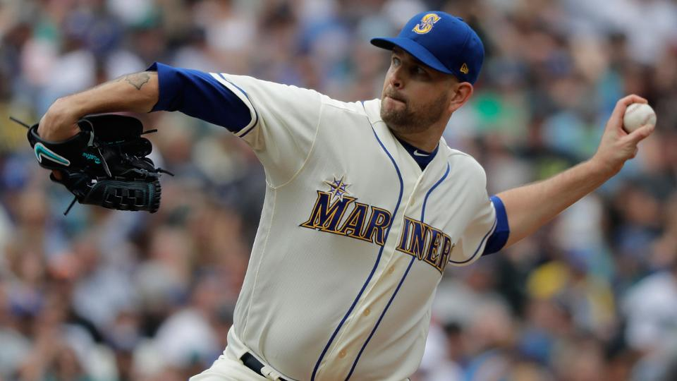 ef46d1979b James Paxton to start Thursday vs. Angels | Seattle Mariners