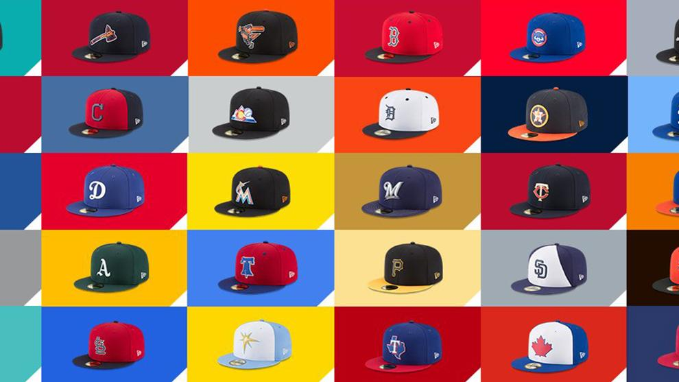 15cfc134f MLB's Spring Training and batting practice caps for 2018 | MLB.com