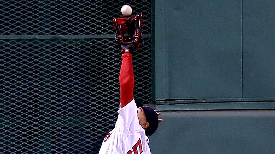 Coming off bench, Mookie Betts wows again for Red Sox   Boston Red Sox