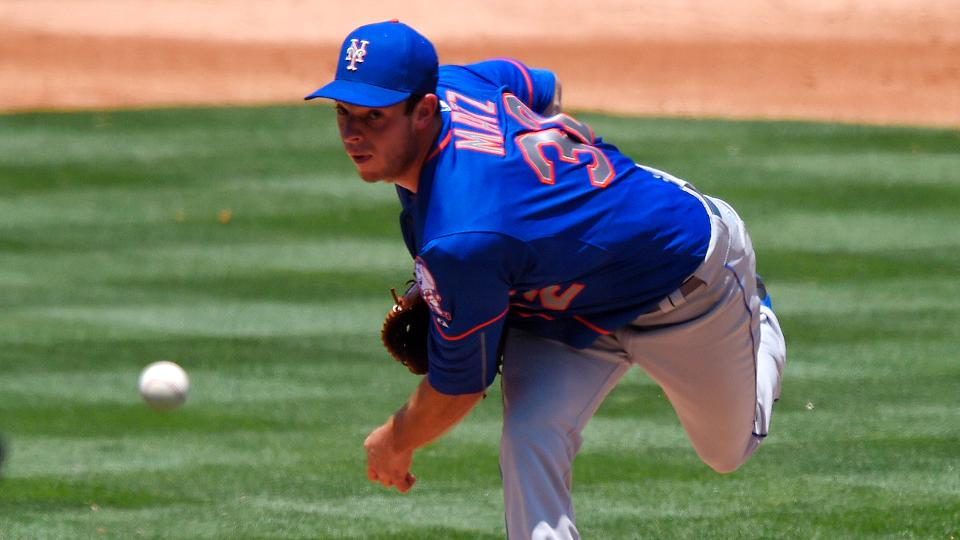 Steven Matz is the future of Mets pitching   MLB.com