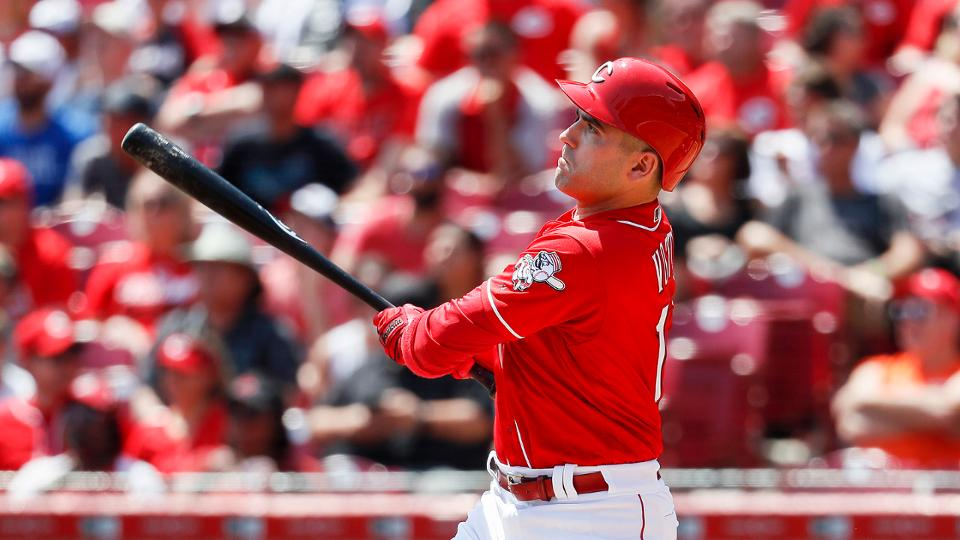 Joey Votto makes adjustments to hit more HRs | MLB.com