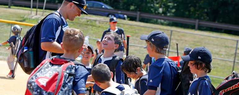 size 40 d5bff 9b30b Youth Baseball Summer Camps | New York Yankees