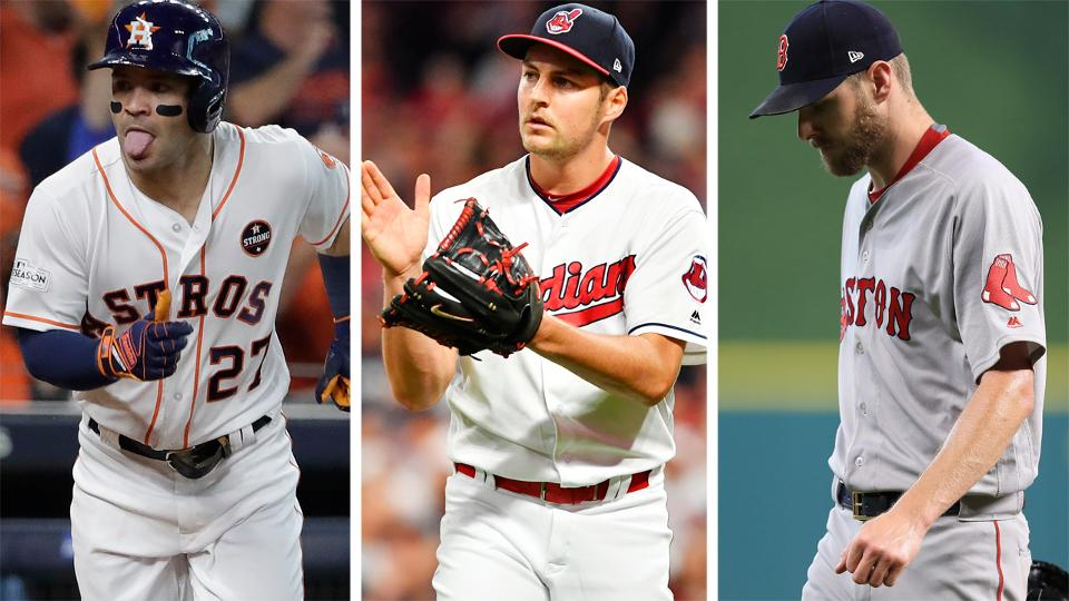 bfe6a84fc DYK? Facts, figures about ALDS Game 1   Cleveland Indians