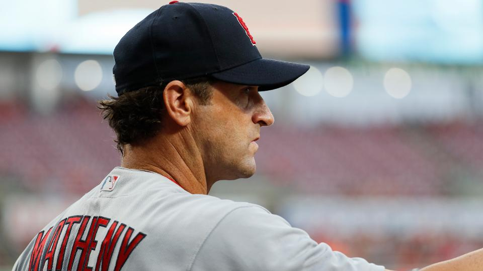 Mike Matheny hired by Royals | MLB.com