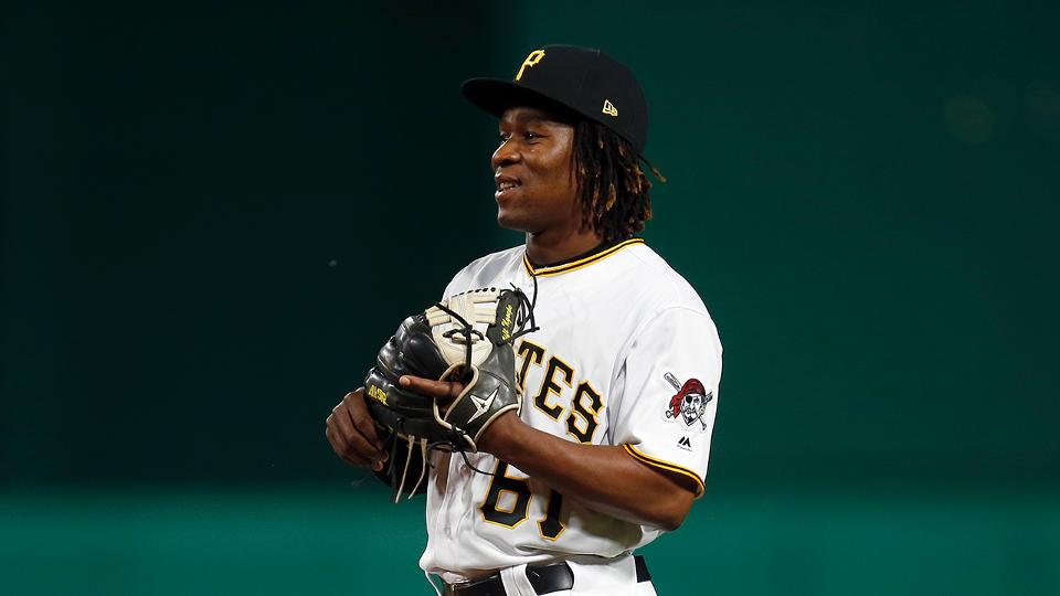 Pirates promote south african gift ngoepe mlb negle Image collections