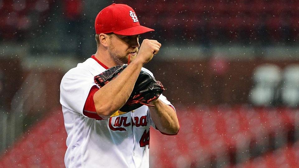 Trevor Rosenthal not concerned by limited use | MLB.com