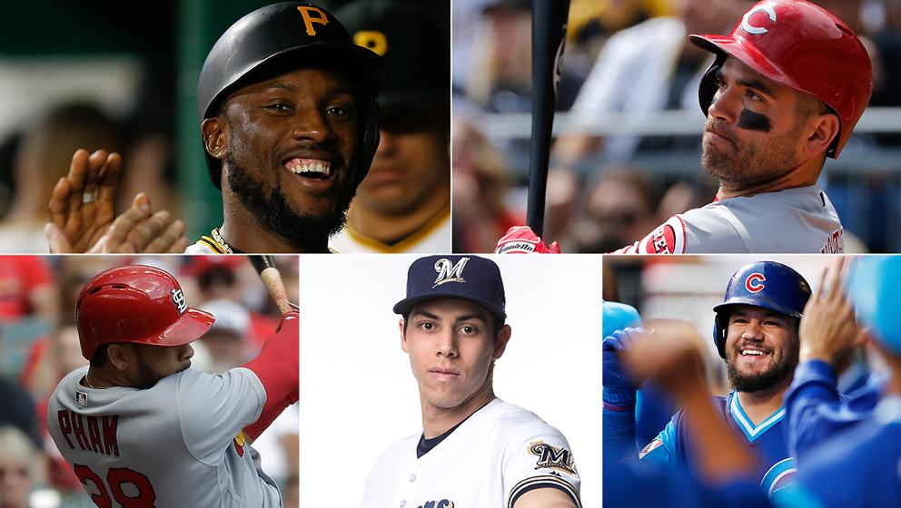 1ce150b1836565 Joey Votto, Tommy Pham lead NL Central players | Pittsburgh Pirates
