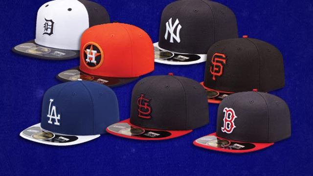 8ecf48eba10a4f MLB, New Era introduce new line of caps | MLB.com