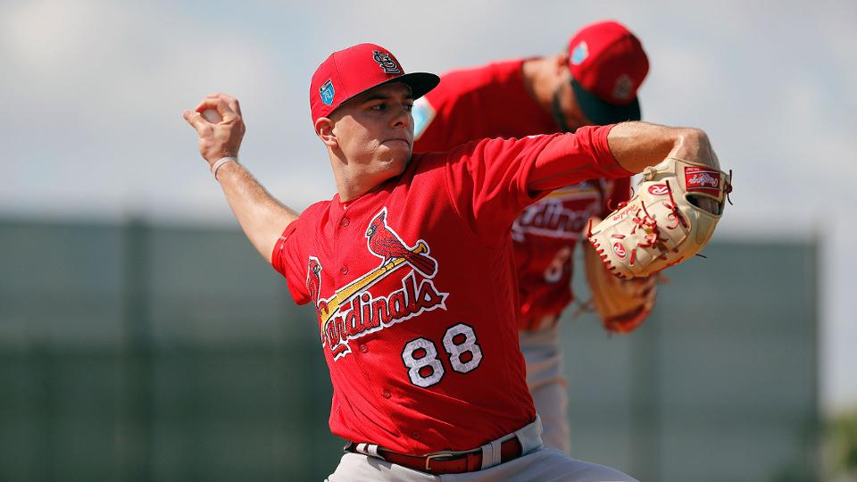 Cardinals face roster decision on prospects | MLB.com