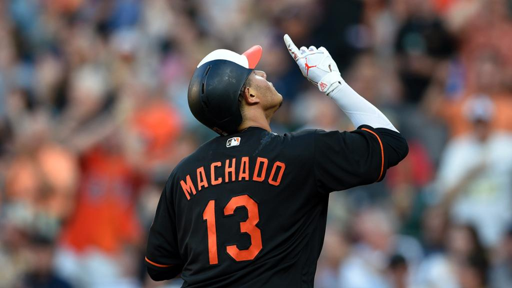 Manny Machado out with illness | Baltimore Orioles