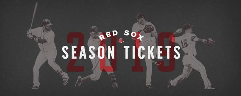 Red Sox Giveaway Schedule 2019