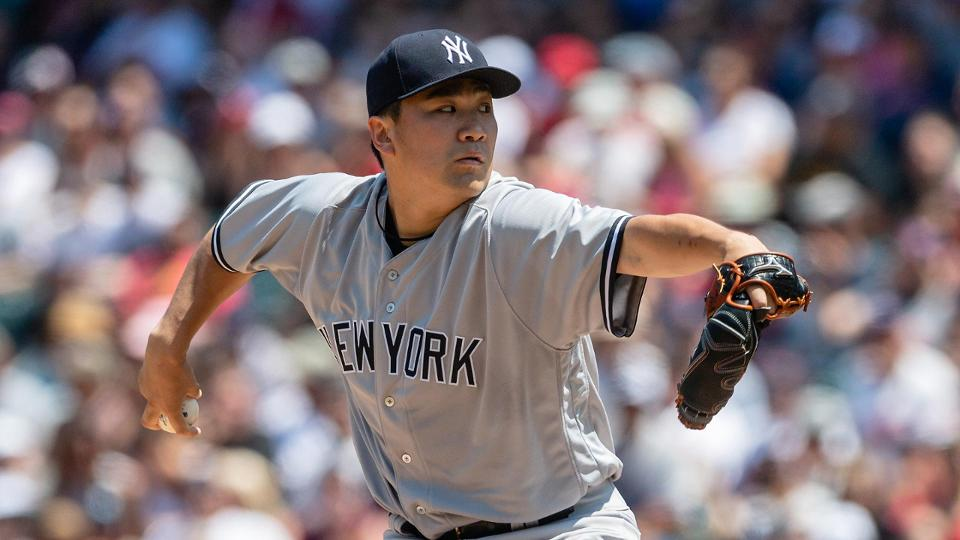 Yankees lose first-half finale against Indians