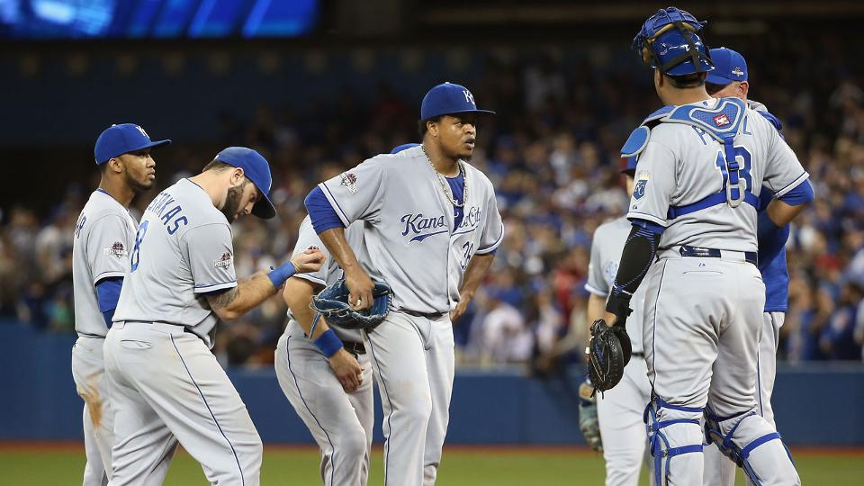 Royals head home one win from World Series | MLB.com