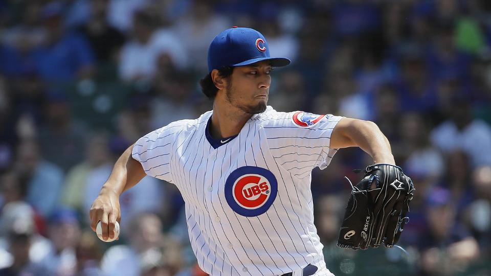Yu Darvish goes on disabled list