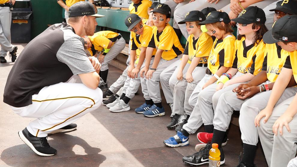 image relating to Pittsburgh Pirates Printable Schedule called Pirates Baseball Summer months Camps Pittsburgh Pirates