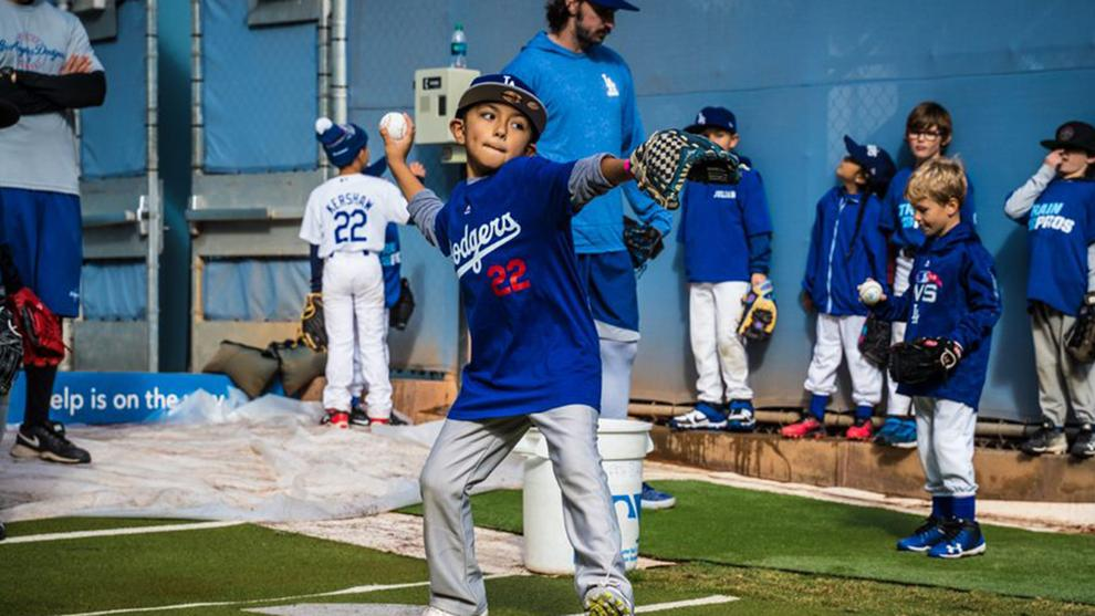Youth Camp Series | Los Angeles Dodgers