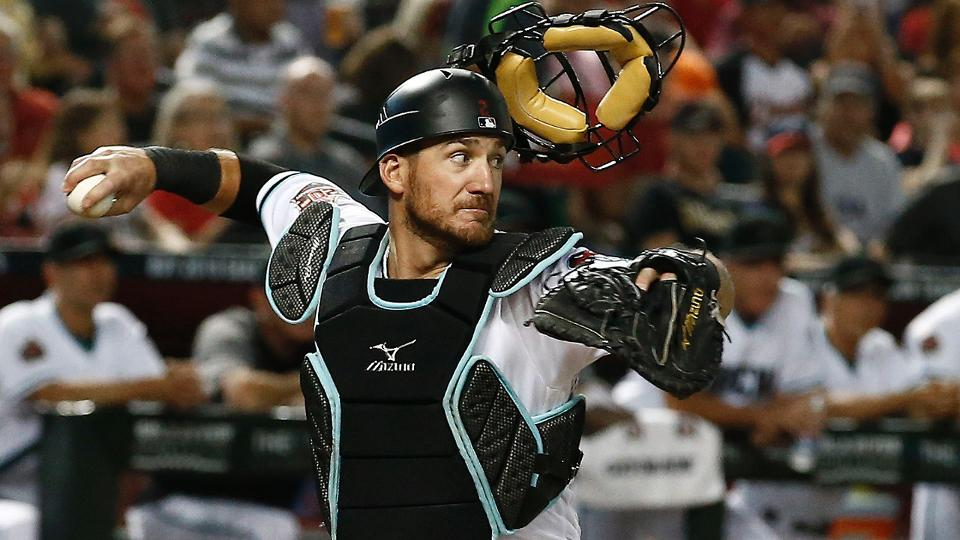 Rangers reportedly add Jeff Mathis | MLB.com