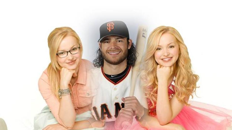 Brandon Crawford stars in Disney's show Liv and Maddie | MLB com