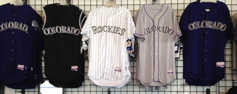 official photos 2b0ff f192d Rockies Dugout Stores | Colorado Rockies