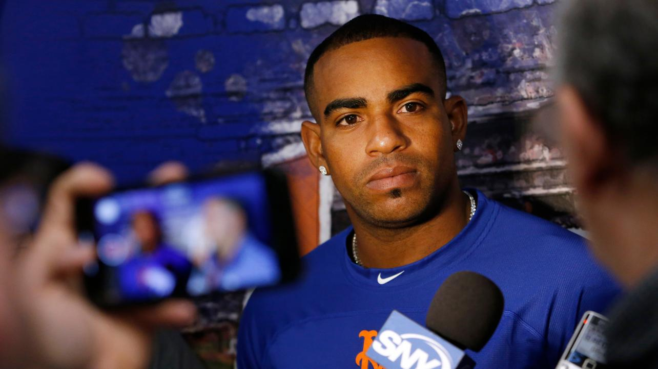 Mets reach agreement with Yoenis Cespedes to amend his contract for 2020