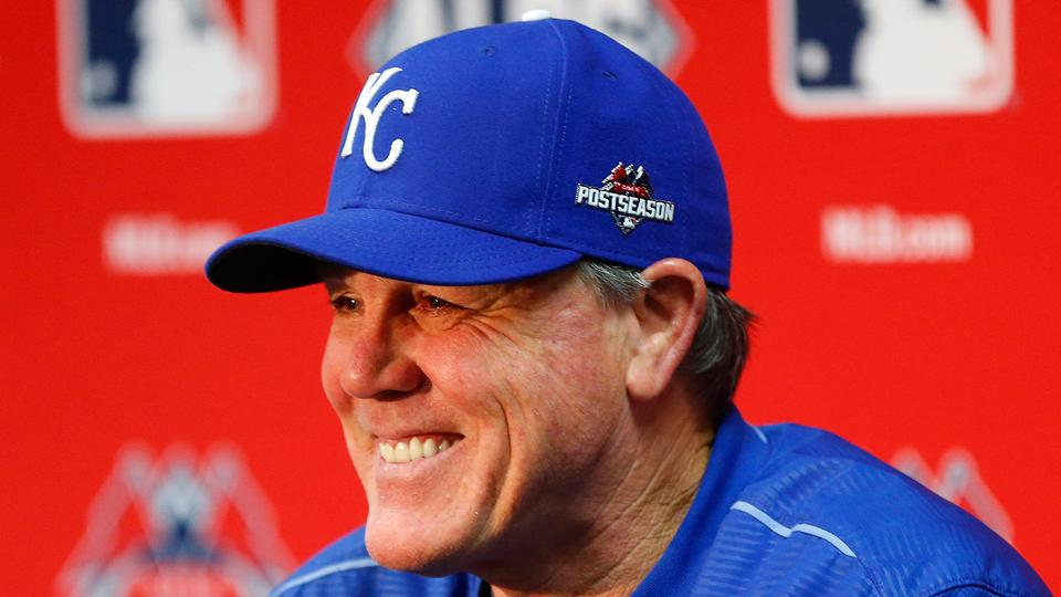 032a7c93aff Royals go with same lineup in ALCS Game 2