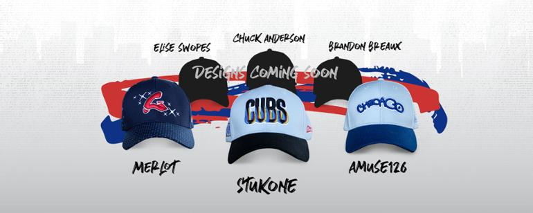 f57c719e58ad1 The Chicago Cubs are teaming up with six talented local artists
