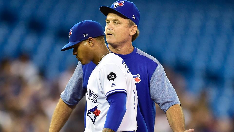 Marcus Stroman pulled early as blister flares | MLB.com