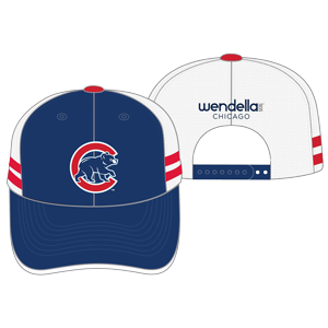 eb417810fdb Promotion  Cubs Cap. Presented By Wendella