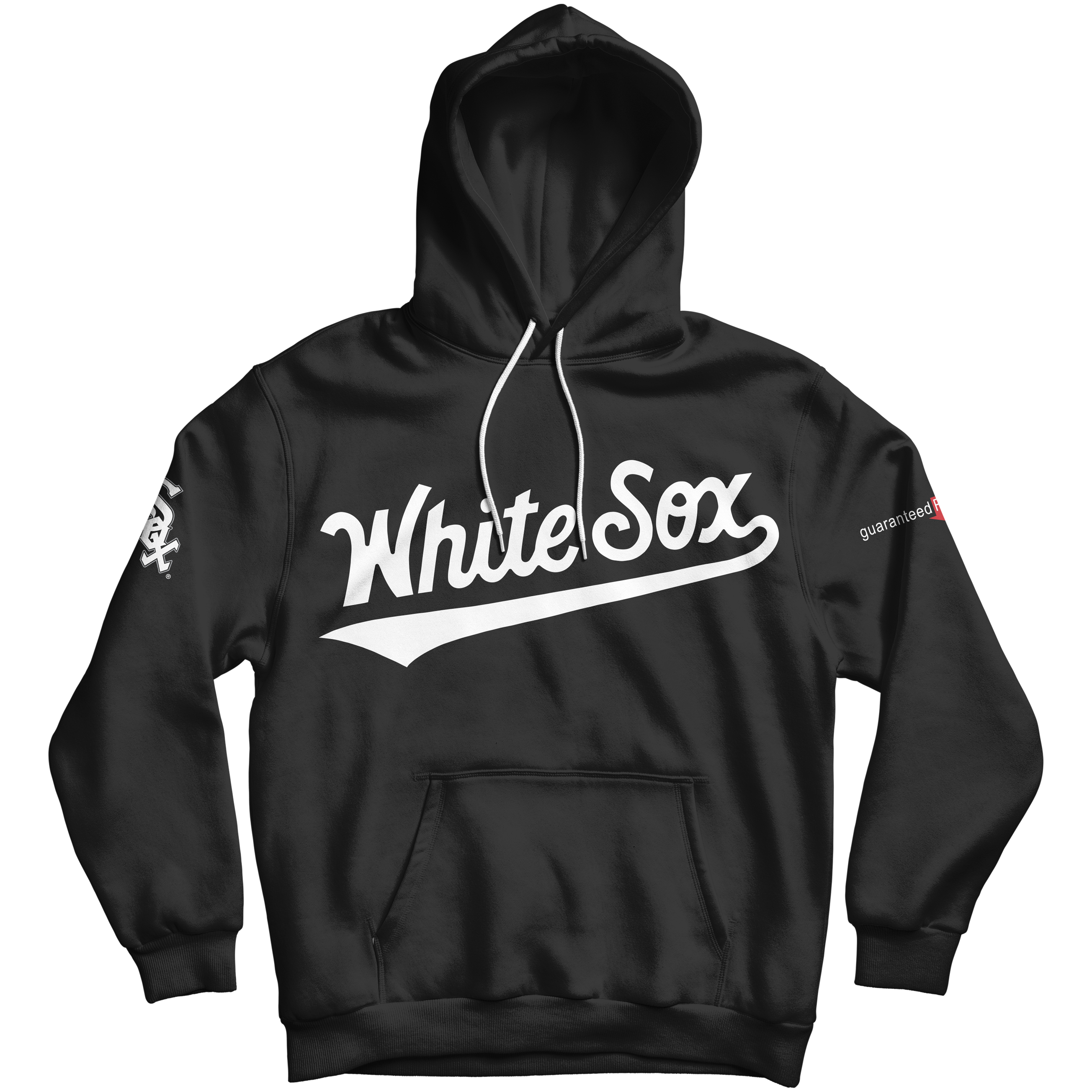 Promotion  White Sox Hoodie. Presented By Guaranteed Rate  2638b201db7c