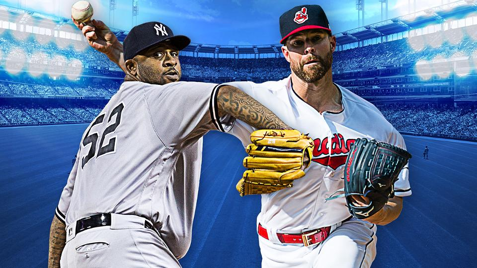 Kluber aims to outduel Sabathia in Game 2  098e8b2f7