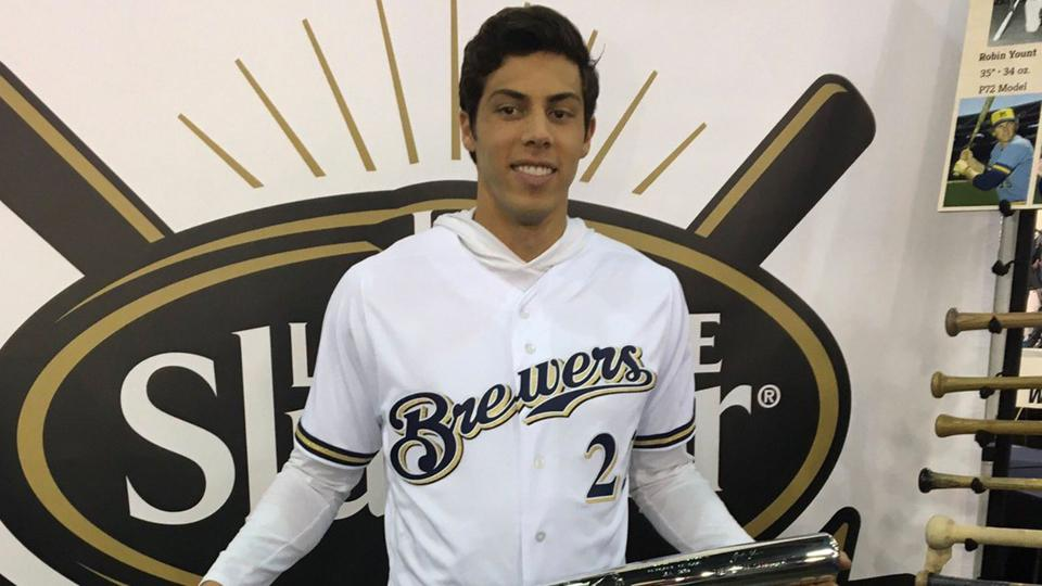 MILWAUKEE -- The offseason is supposed to be for rest, but Christian Yelich has had little of that.