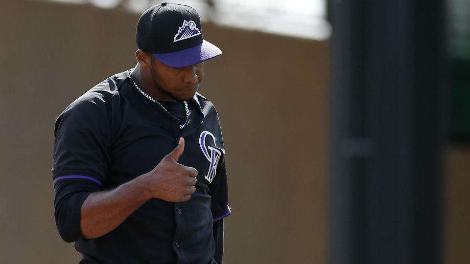 00c887d6616 Juan Nicasio aims to claim Rockies  fifth-starter job in Spring Training