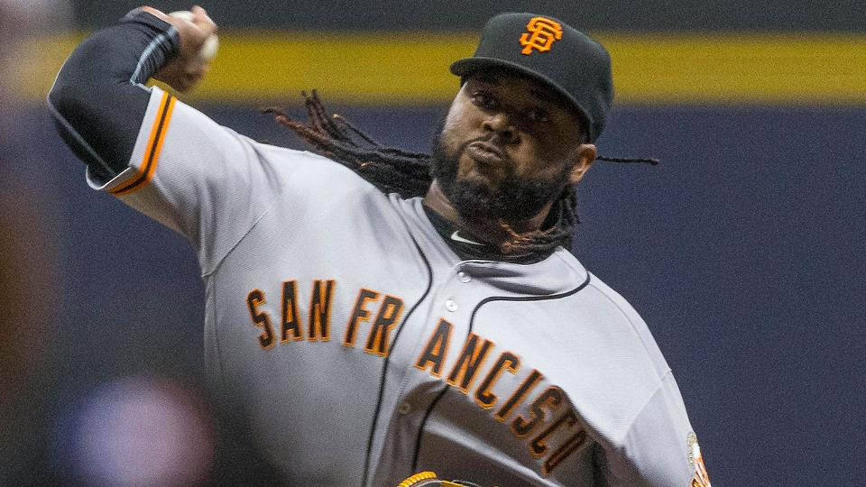 fd387ea1192 Johnny Cueto a worthy investment for Giants