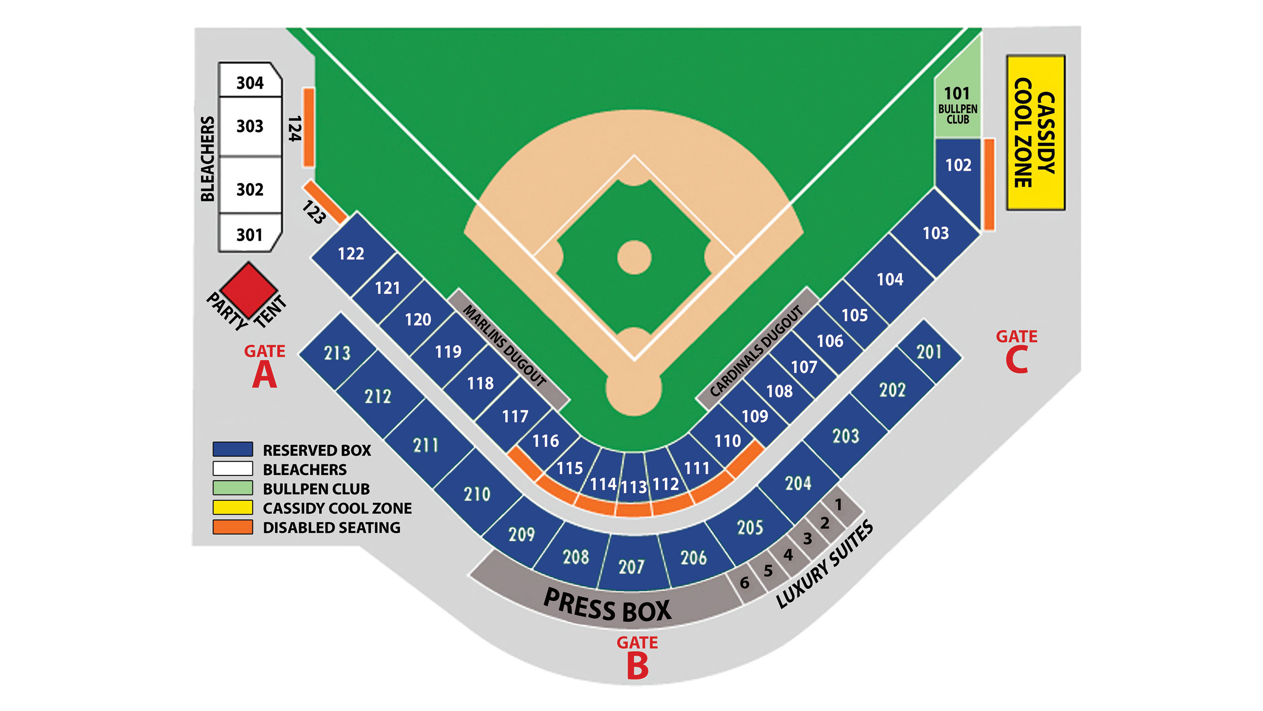 Roger Dean Chevrolet Stadium | Miami Marlins