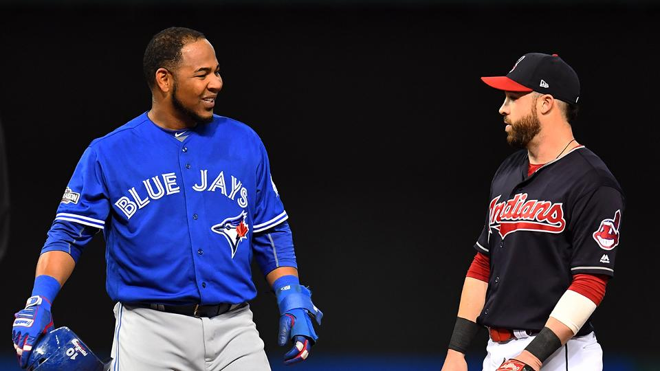 indians edwin encarnacion agree to contract cleveland indians