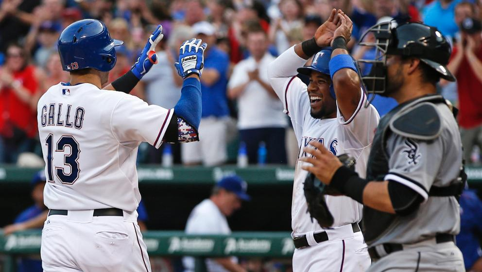 Gallo's big debut lifts Rangers past White Sox