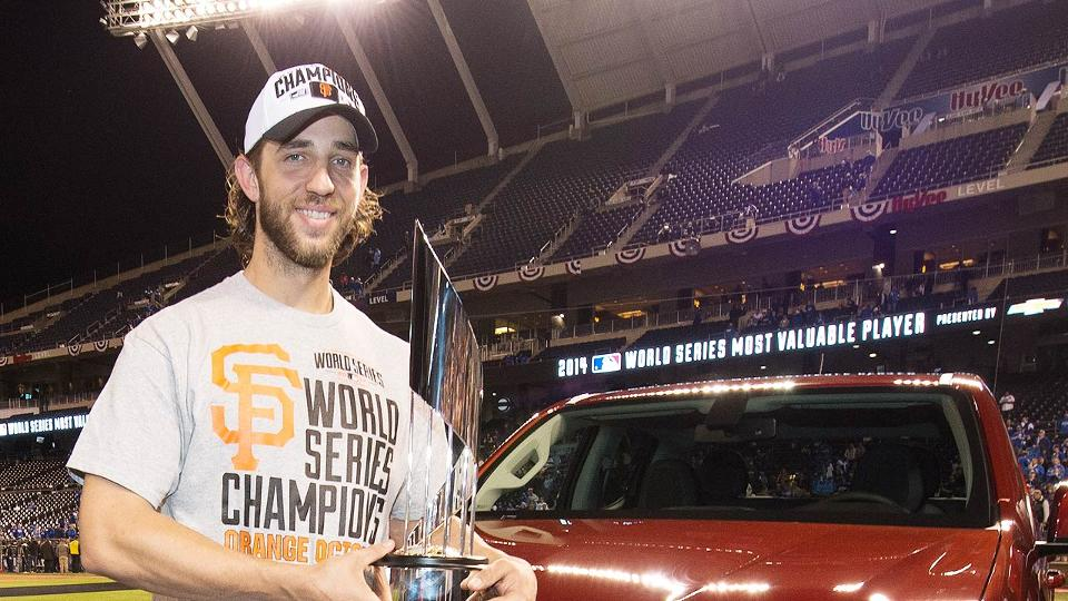 Anthony Castrovince: Madison Bumgarner seals World Series MVP with outing, postseason for the ages | MLB.com
