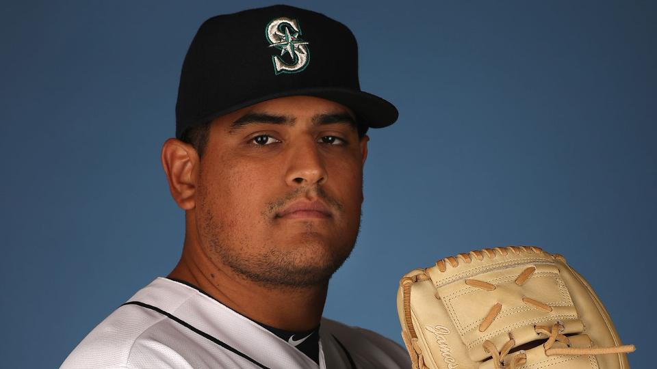 James Pazos impresses in Mariners debut  3fb1361f41ac