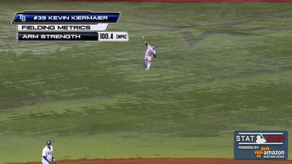 Statcast Highlights From Rays Rangers Angels Mlb