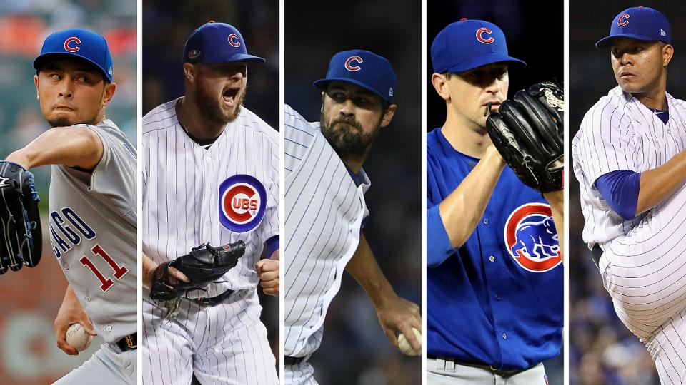 Inbox: Is Cubs staff the game's best? | MLB.com