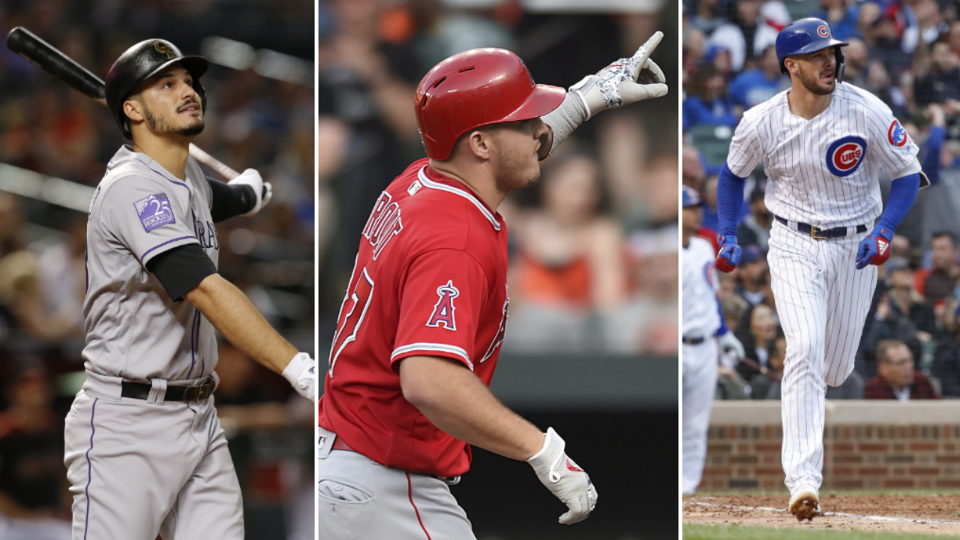 MLB free agents for 2020, 2021 and 2022 | MLB.com