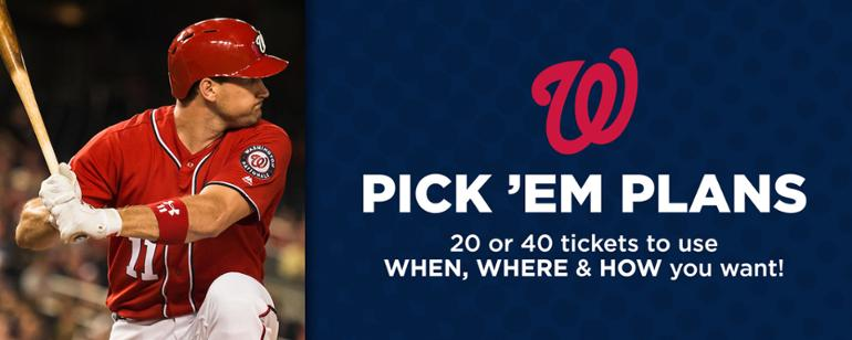 Washington Nationals Tickets  f5451e2c9