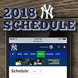 ny yankees schedule 2018 pdf