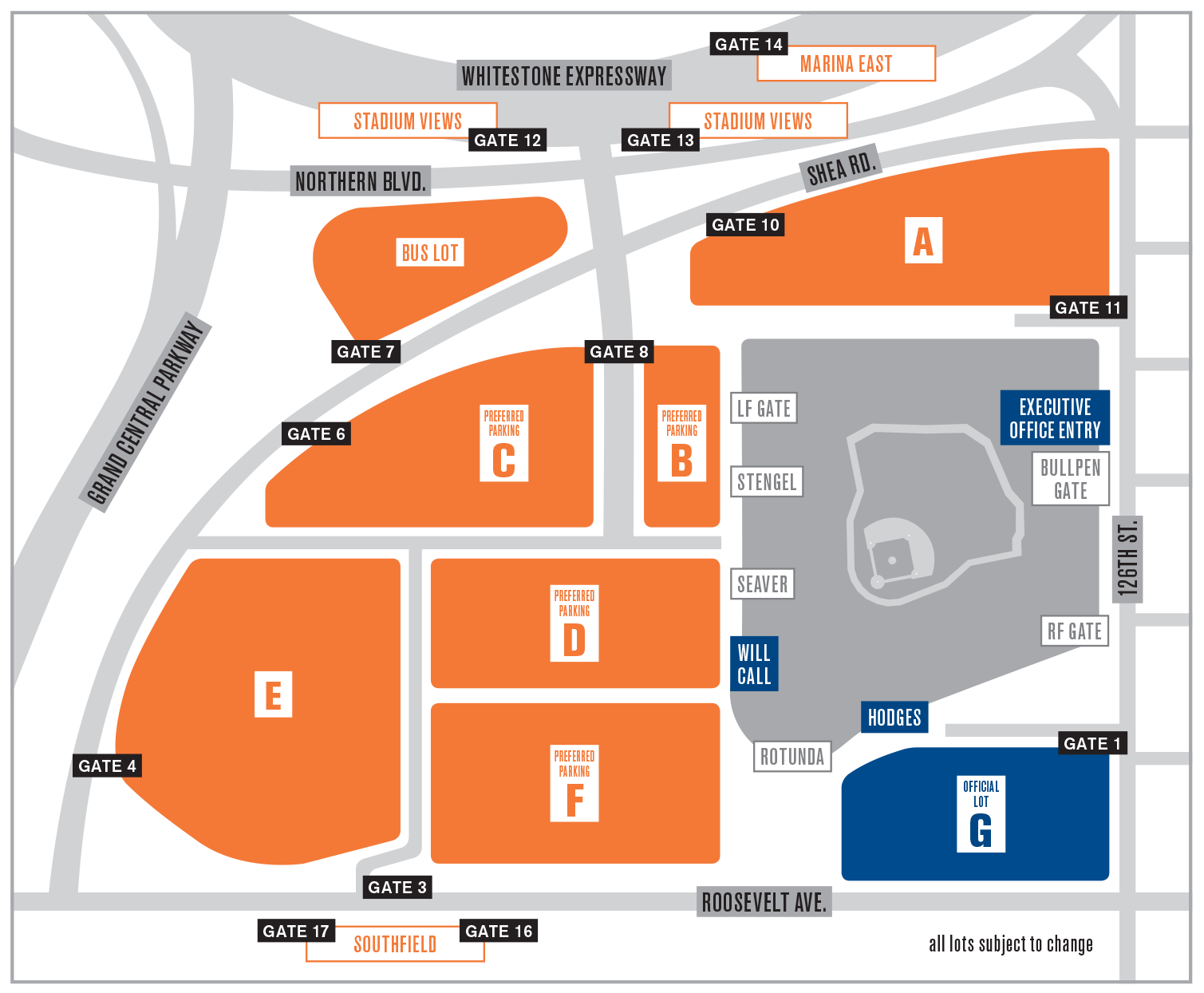 Summary -> Tropicana Field Parking Guide Stadium Parking Guides