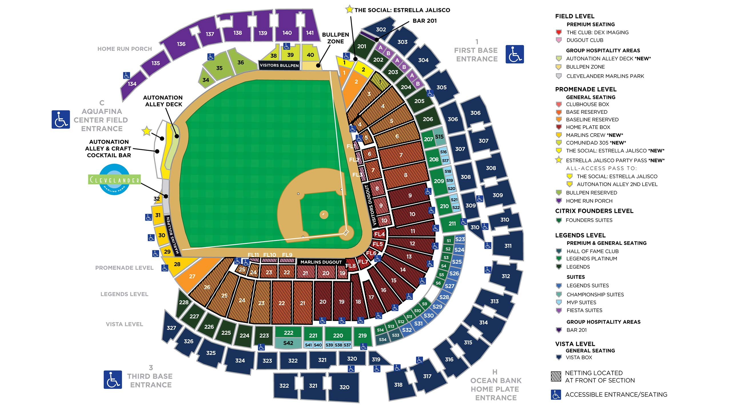 Marlins Park Seating Map | Miami Marlins on giants arena seating, giants jets stadium map, giants stadium seating numbers, giants stadium seating plan, giants stadium seating chart, giants stadium seating view, giants tailgating, giants stadium seating vip seats, giants parking map, giants merchandise, giants spring training tickets, giants at stadium view from my seat, giants schedule,